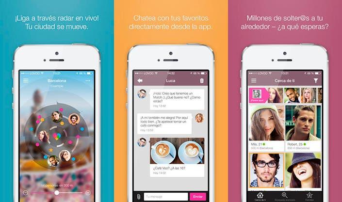 App para conocer gente nueva salivados