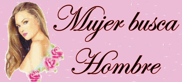 Mujer busca hombre doce