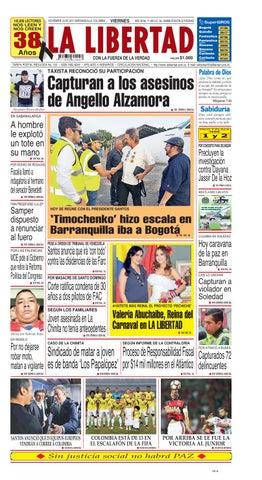 Conocer personas Barranquilla liberales escri