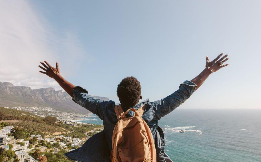 Turismo para hombres relajacion